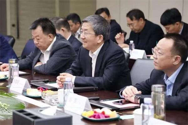 平顶山市市长张雷明带队赴苏州、上海参观考察