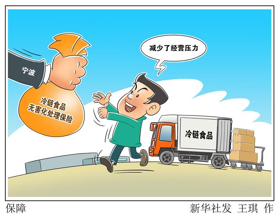 (图表·漫画)[经济]保障